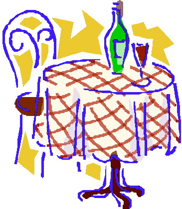 Clip Art Restaurant Clipart eating at a restaurant clipart kid clipart