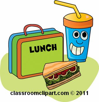 School   Lunch Box4   Classroom Clipart