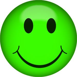 There Is 34 Green Face Okay Free Cliparts All Used For Free