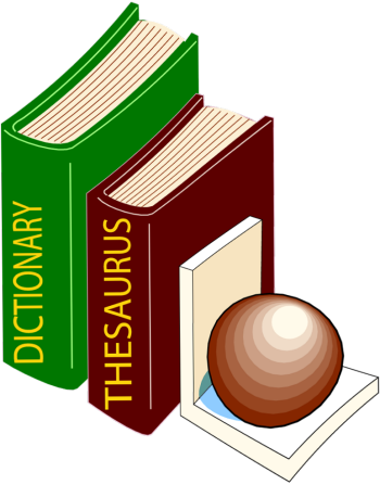 Thesaurus Clipart Dictionary Clipart Dictionary Thesaurus 2 1ecjoow