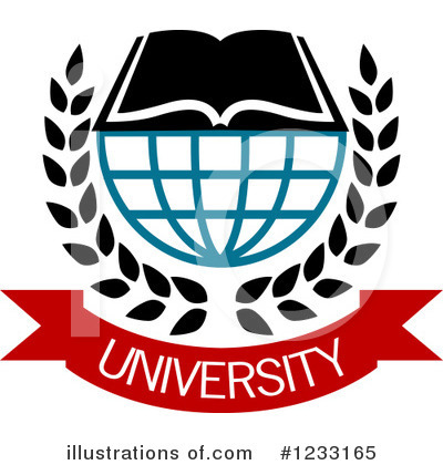University Clipart  1233165   Illustration By Seamartini Graphics