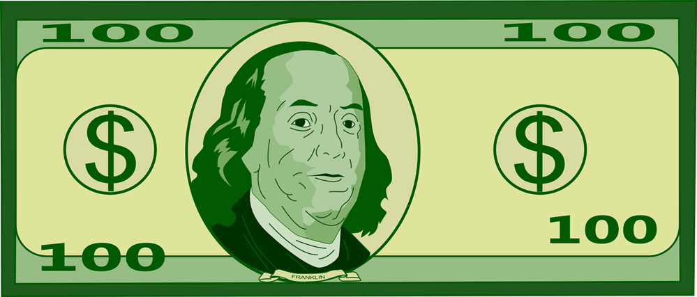 10 100 Dollar Bill Clip Art Free Cliparts That You Can Download To You