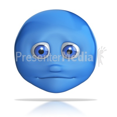 Calm Clipart Calm Emotion Presentation