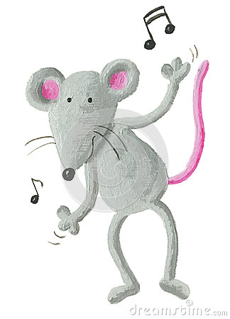 Dancing Mouse Stock Photo   Image  28250120