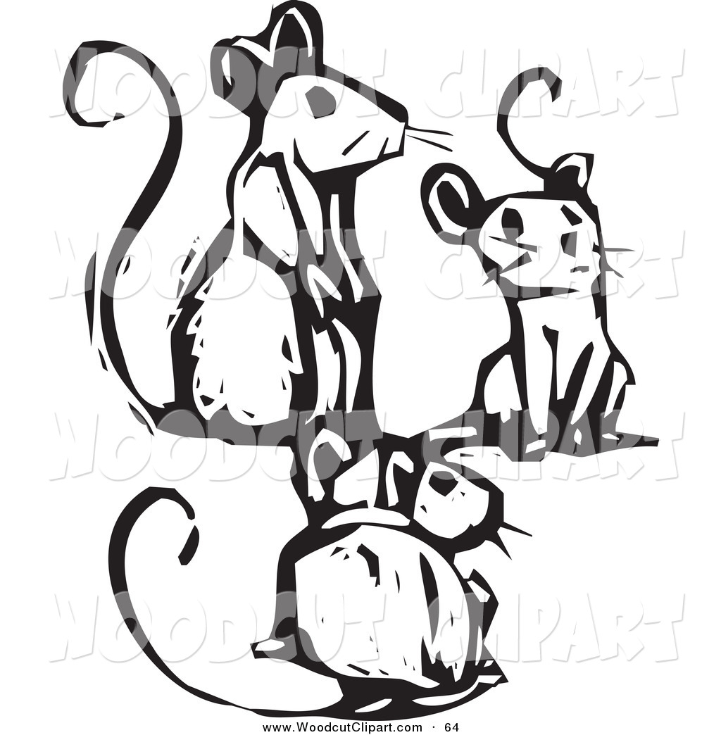 Drawing Of Mice Cake Ideas And Designs
