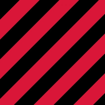 Red Black Stripe Gradient Clipart