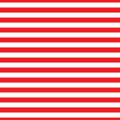 Seamless Red   White Stripes   Stock Illustration