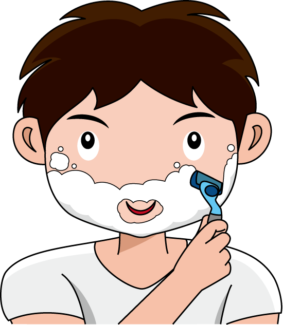 Back Shaving Clipart   Cliparthut   Free Clipart