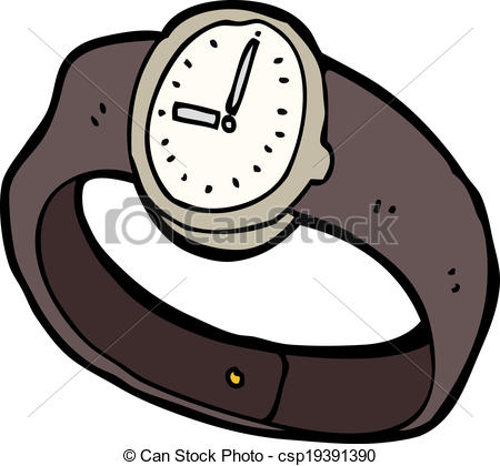 Wrist cartoon clipart clipart suggest for Cartoon watches