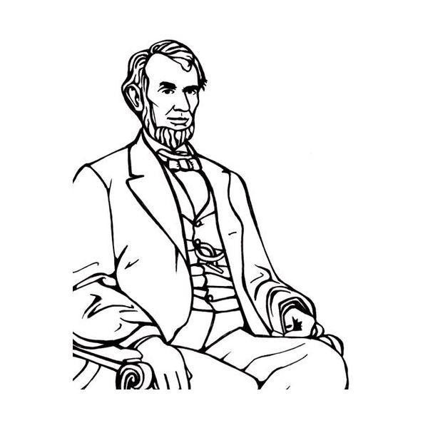Guide To Free President Lincoln Coloring Sheets You Can Use For Dtp