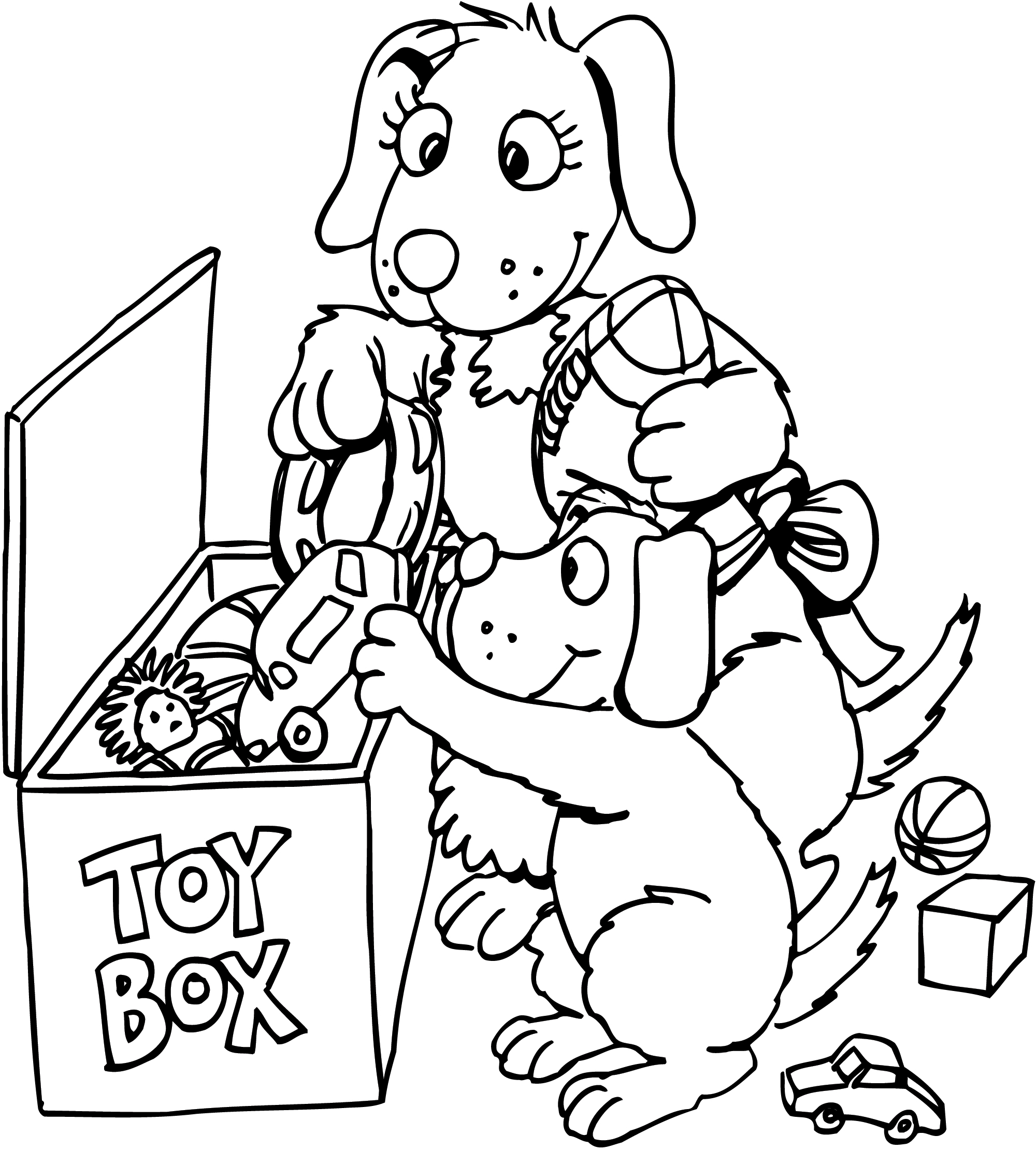 Put Away Toys Clipart Putting Toys Away Clipart