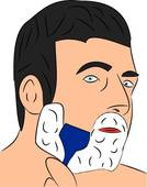 Shaving Illustrations And Clipart