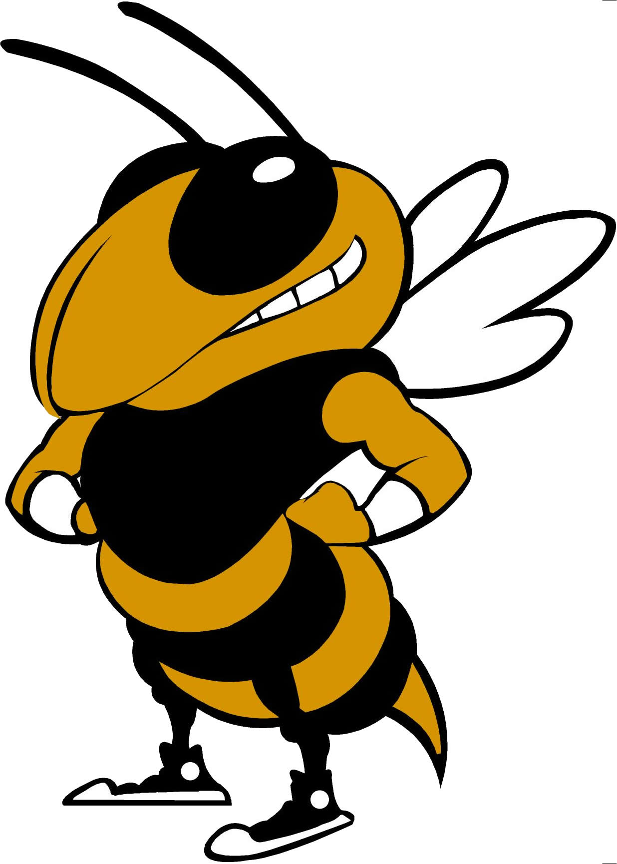 free clip art yellow jacket - photo #10