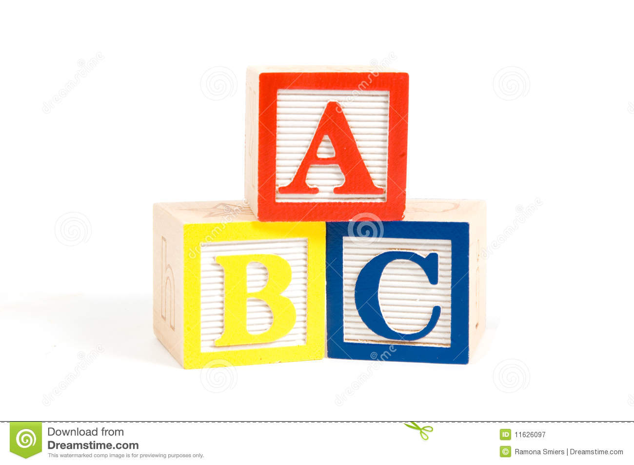 Stacked Abc Blocks Clipart - Clipart Kid