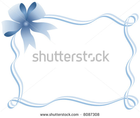 Blue Bow By Cake Ideas And Designs