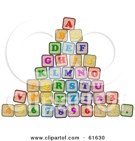 Royalty Free  Rf  Clipart Illustration Of A Pyramid Of Stacked