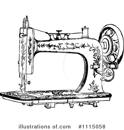Royalty Free Sewing Clipart Illustration 1115058 Jpg