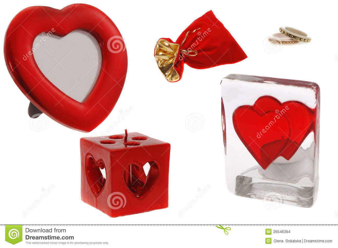 Valentine S Day Clipart Stock Images   Image  26546394