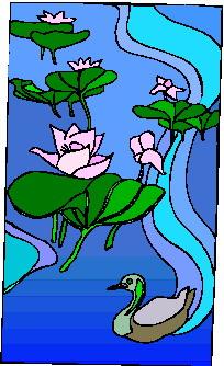 All Cliparts  Water Lily Clipart
