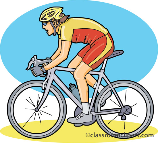 Bicycle Race Clipart Bicycle Clipart
