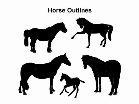 Few Weeks Ago We Published Our Horse Clip Art So We Thought You