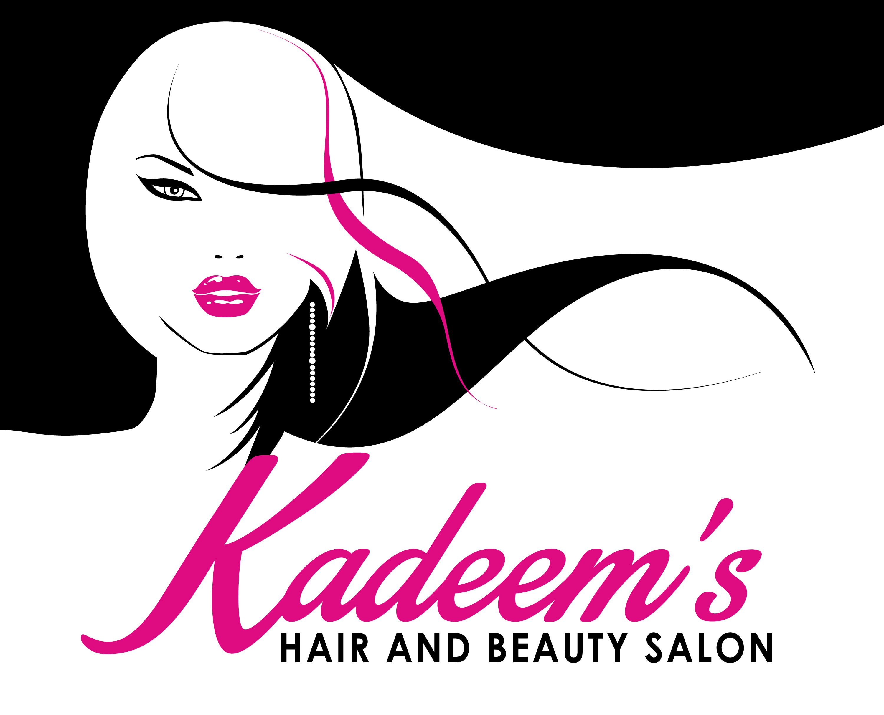 Hair Salon Logos And Clipart