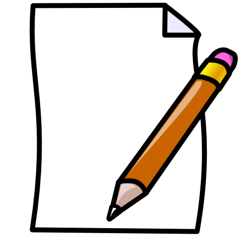 Letter-writing Clipart - Clipart Kid