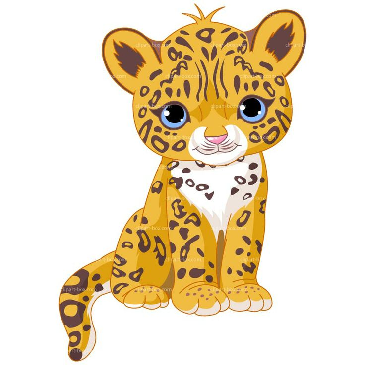 Printables Clipart   Pinterest   Baby Jaguar Vector Design And Baby