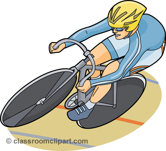 Racing Bicycle Clip Art Bicycle Clipart