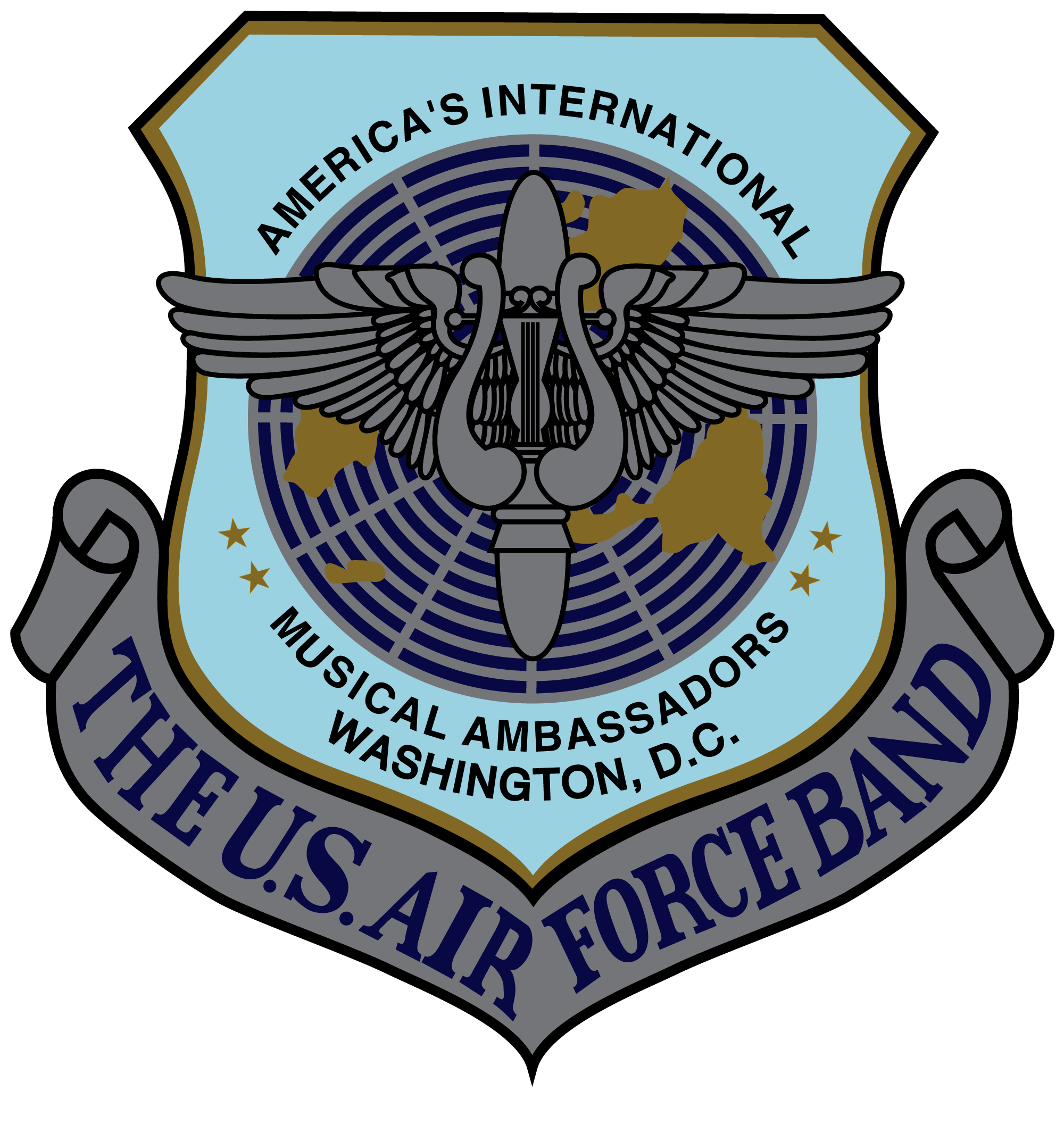 42 Us Air Force Logo Clip Art   Free Cliparts That You Can Download To