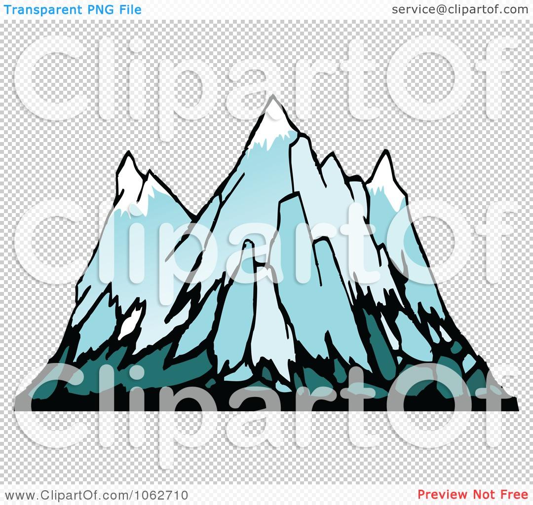 vector clip art mountain - photo #45