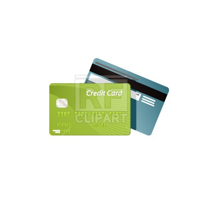 Credit Card 288 Technology Download Royalty Free Vector Clip Art