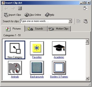 Microsoft Gallery Clipart - Clipart Kid