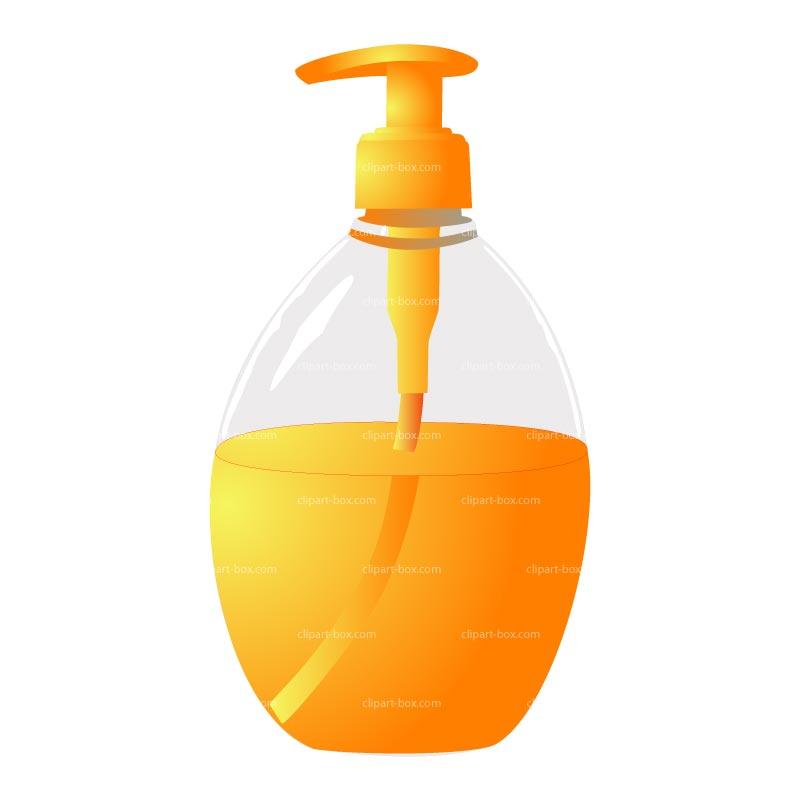 Liquid Soap Clipart - Clipart Suggest