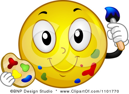 Face Painting Clipart - Clipart Kid
