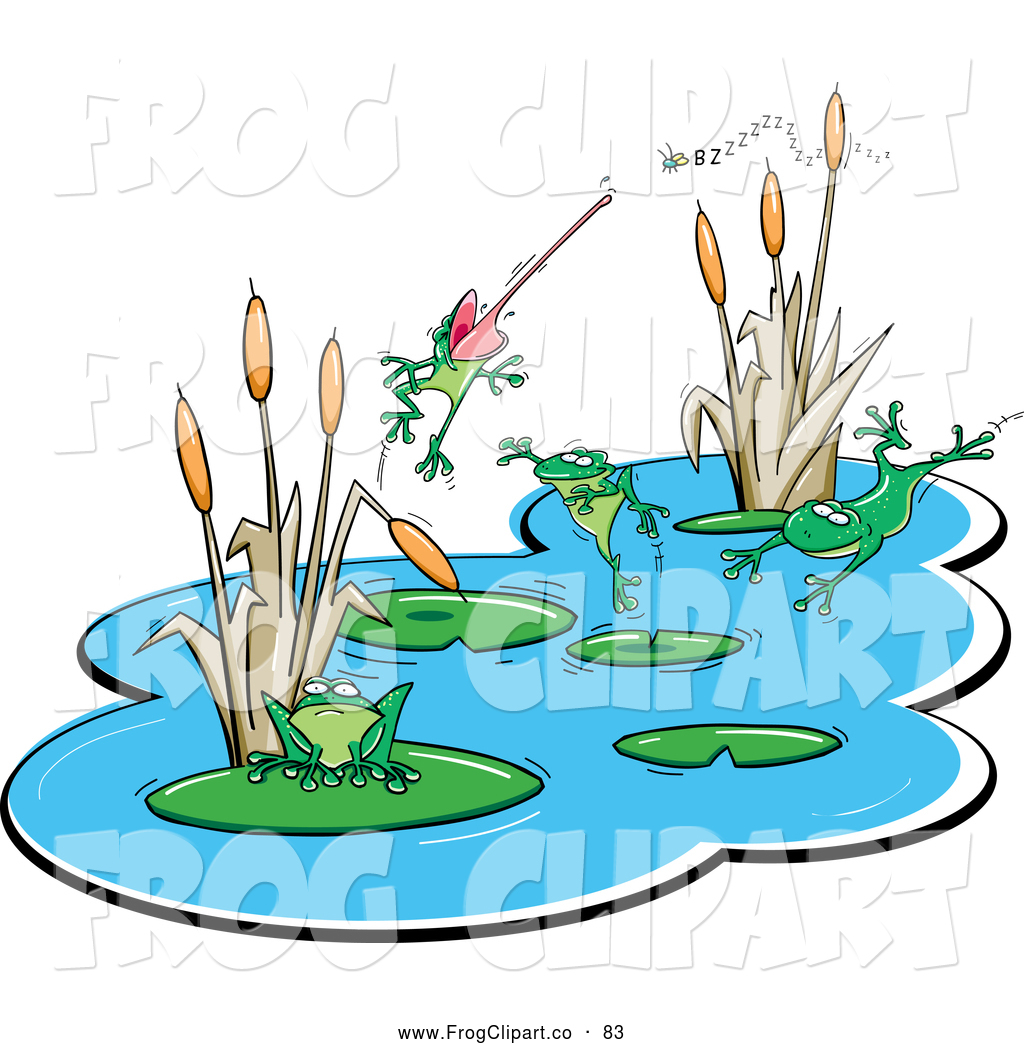free clipart fish pond - photo #11
