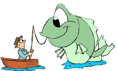 Fish Pond Game Clip Art To Show You A Pond No One