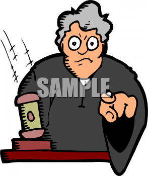 Home   Clipart   People   Judge     34 Of 40