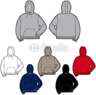 Hooded Sweatshirt Clipart Hooded Sweatshirt