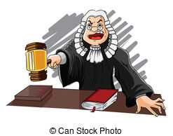 Judge Illustrations And Clipart
