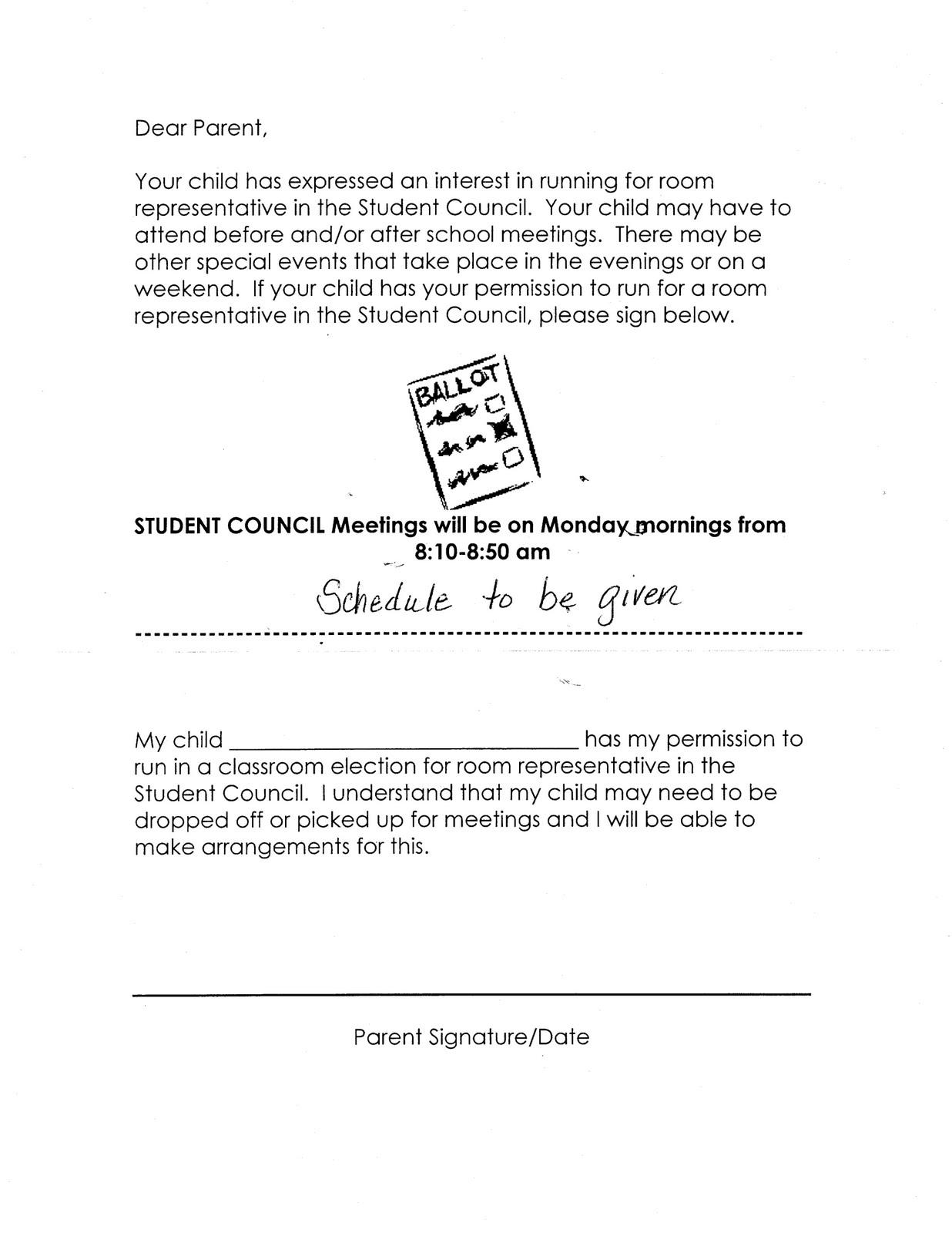 Permission Slip Clipart Clipart Kid – Permission Slip Template Word