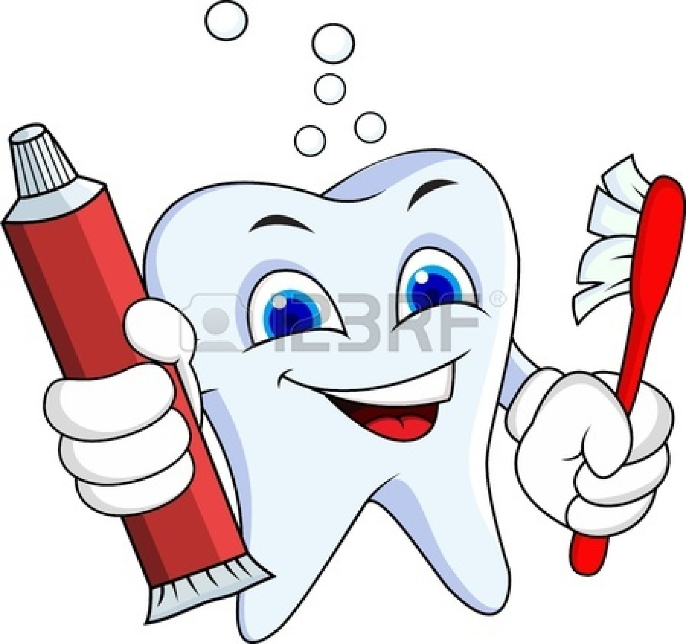 Dental Comic Clipart - Clipart Kid