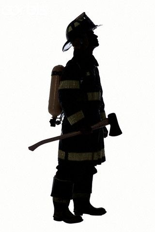 firefighter silhouette clipart clipart suggest firefighter clip art royalty free firefighter clip art free images