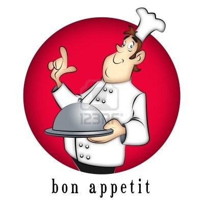 Bistro chef clipart clipart suggest for Cocinar facil