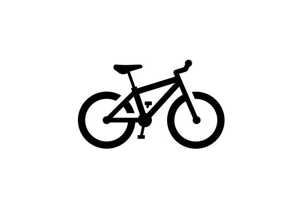 Mountain Bike Clipart - Clipart Kid