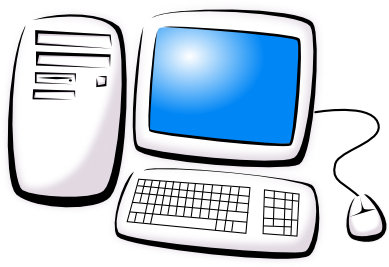 Pc Computer Clipart - Clipart Kid