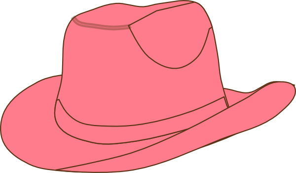 Girl Cowboy Hat Clipart - Clipart Suggest