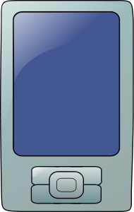 Pocket Pc Clipart