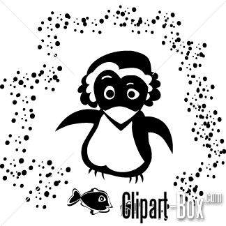 Related Funny Penguin Icon Cliparts