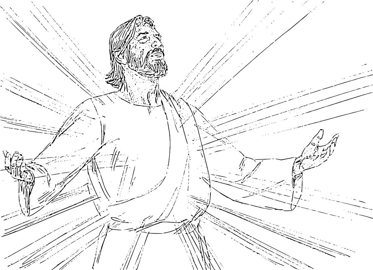 Jesus Is Lord Clipart Clipart